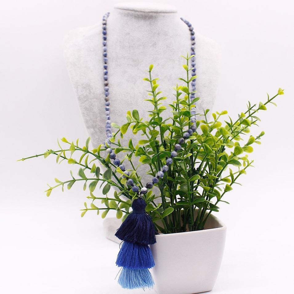 108 Mala Necklace Pure Handmade Wholesaler