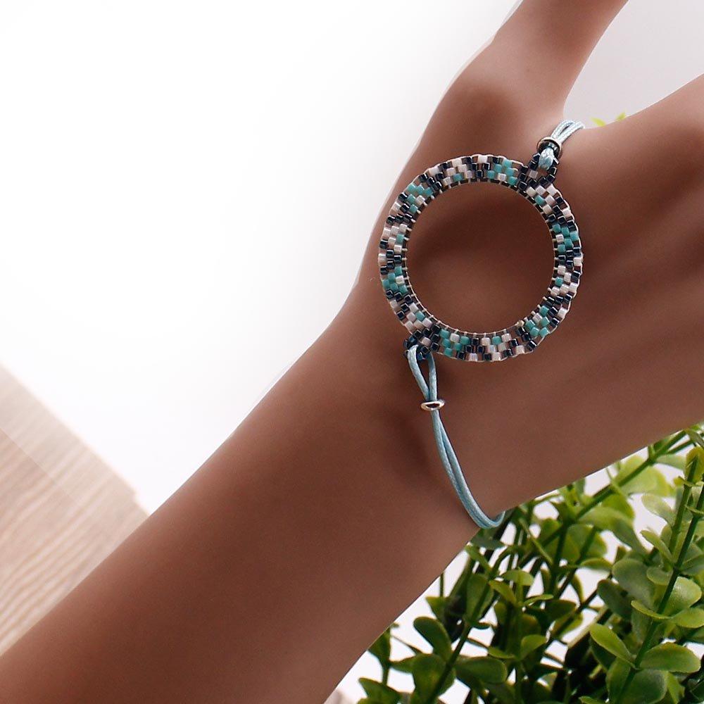 TTT Jewelry Fashion Bracelet Pure Handmade Multi-color Options Miyuki Bracelet image23