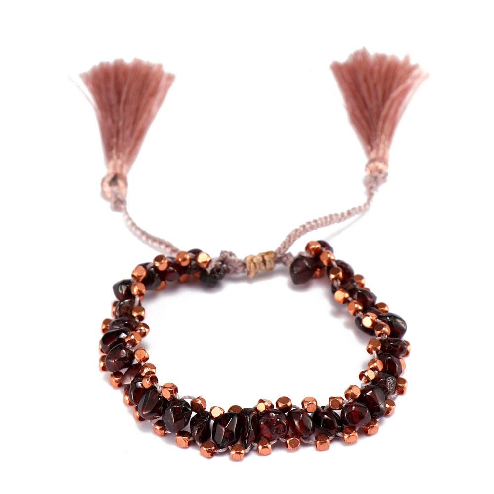 TTT Jewelry charm glass stone bracelet purchase online for merchant