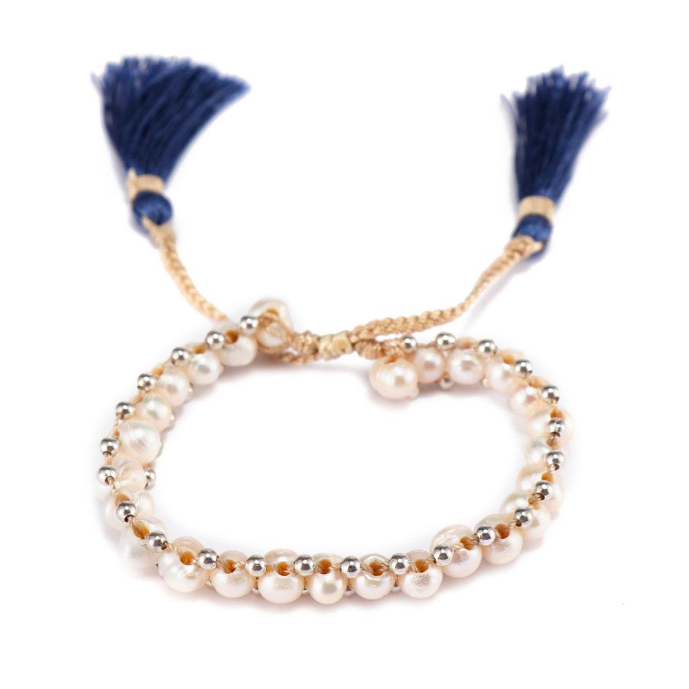 TTT Jewelry charm glass stone bracelet purchase online for merchant-13