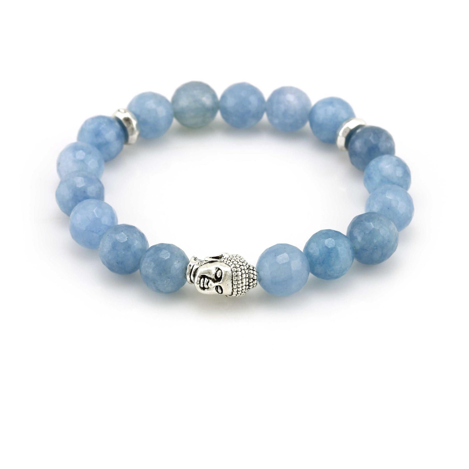 chakra healing bracelet meditation handmade Warranty TTT Jewelry