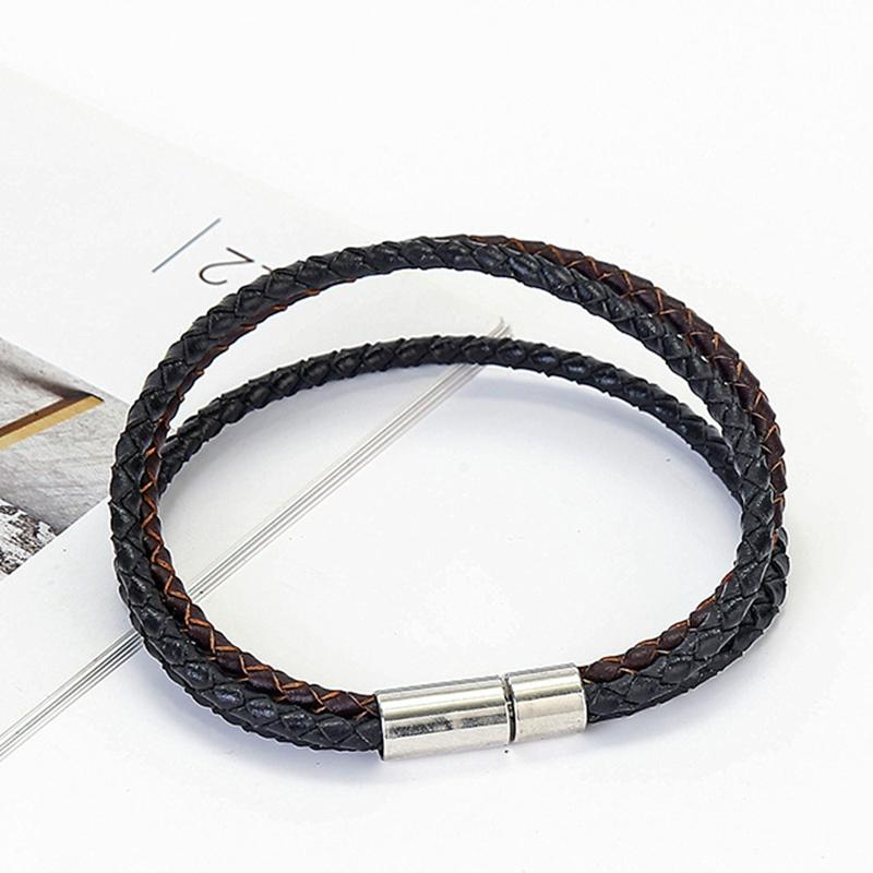 Genuine Leather Wrap Bracelet Wholesale Handmade