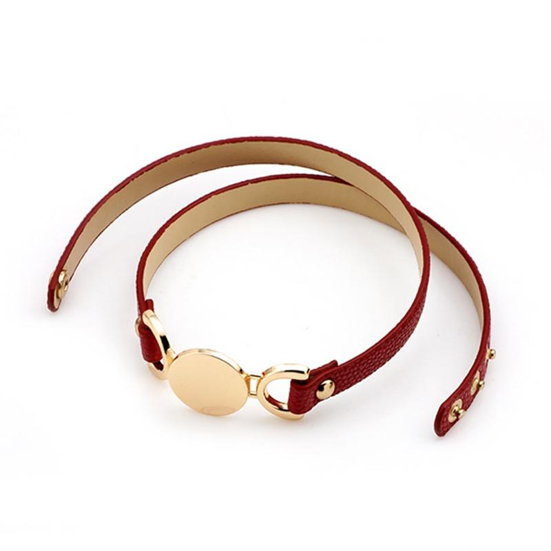 Genuine Leather Wrap Bracelet With Alloy Charms Wholesale Handmade