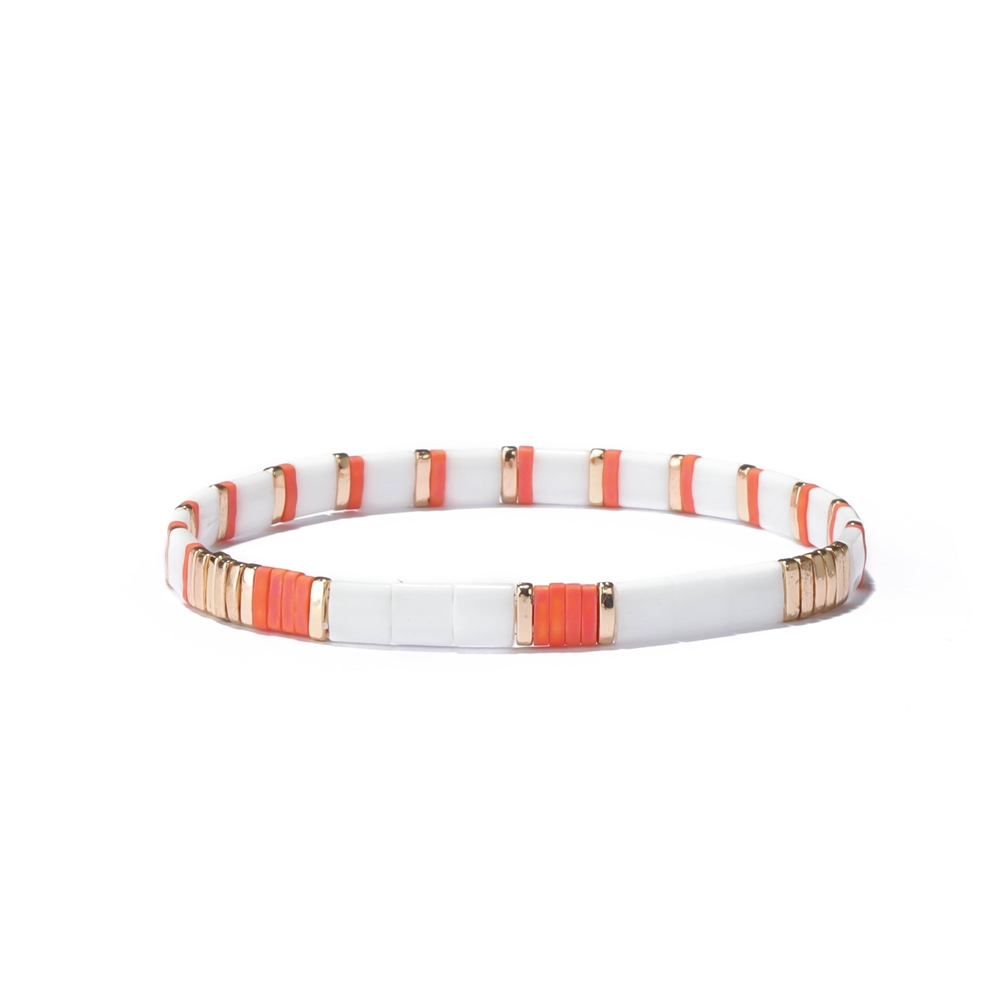 2019 New Fashion Miyuki Tila Bead Bracelet