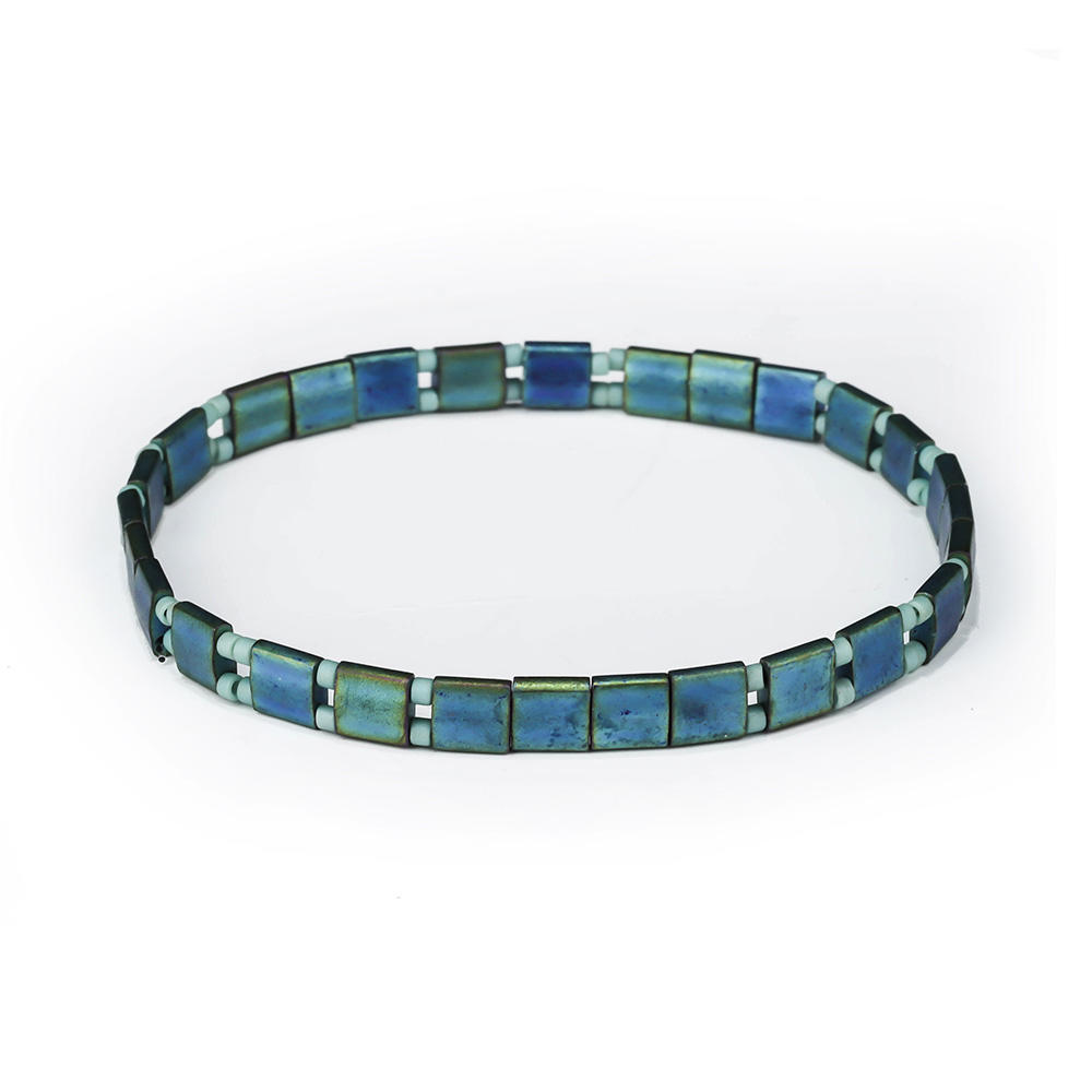 High Quality Wholesale Fashion Friendship Tila Bead Bracelet Women Jewelry