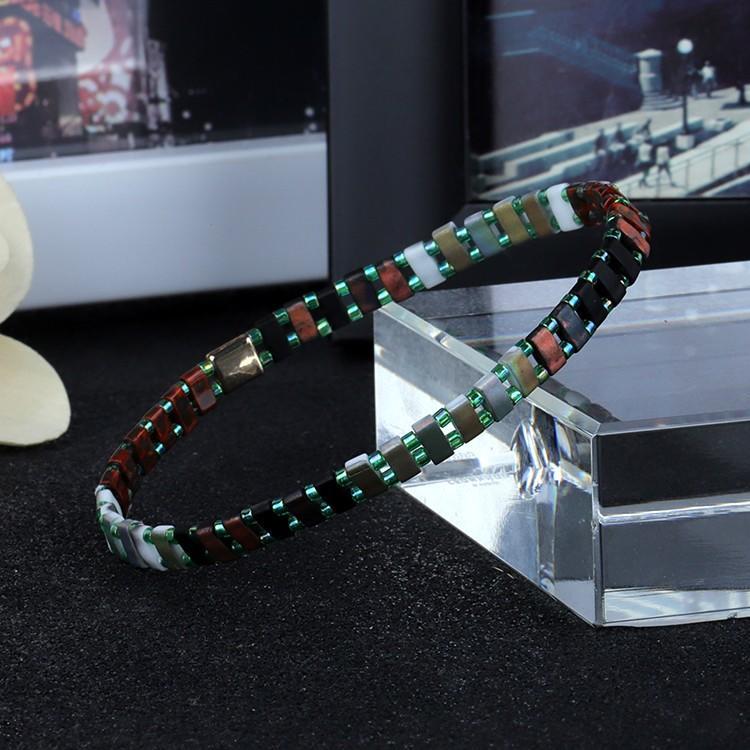 TTT Jewelry high-end quality tila bracelet order now