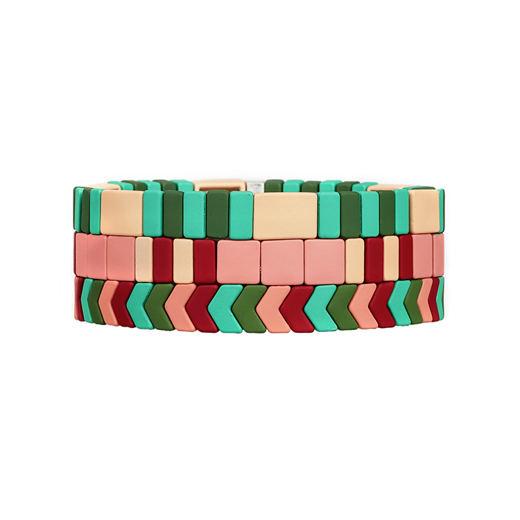 Wholesale Tile Bracelet Manufacturer