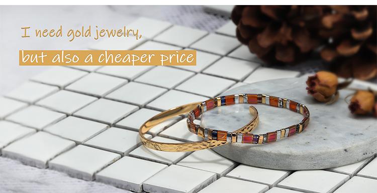 2pcs/set tila beads bracelet wholesale women jewelry