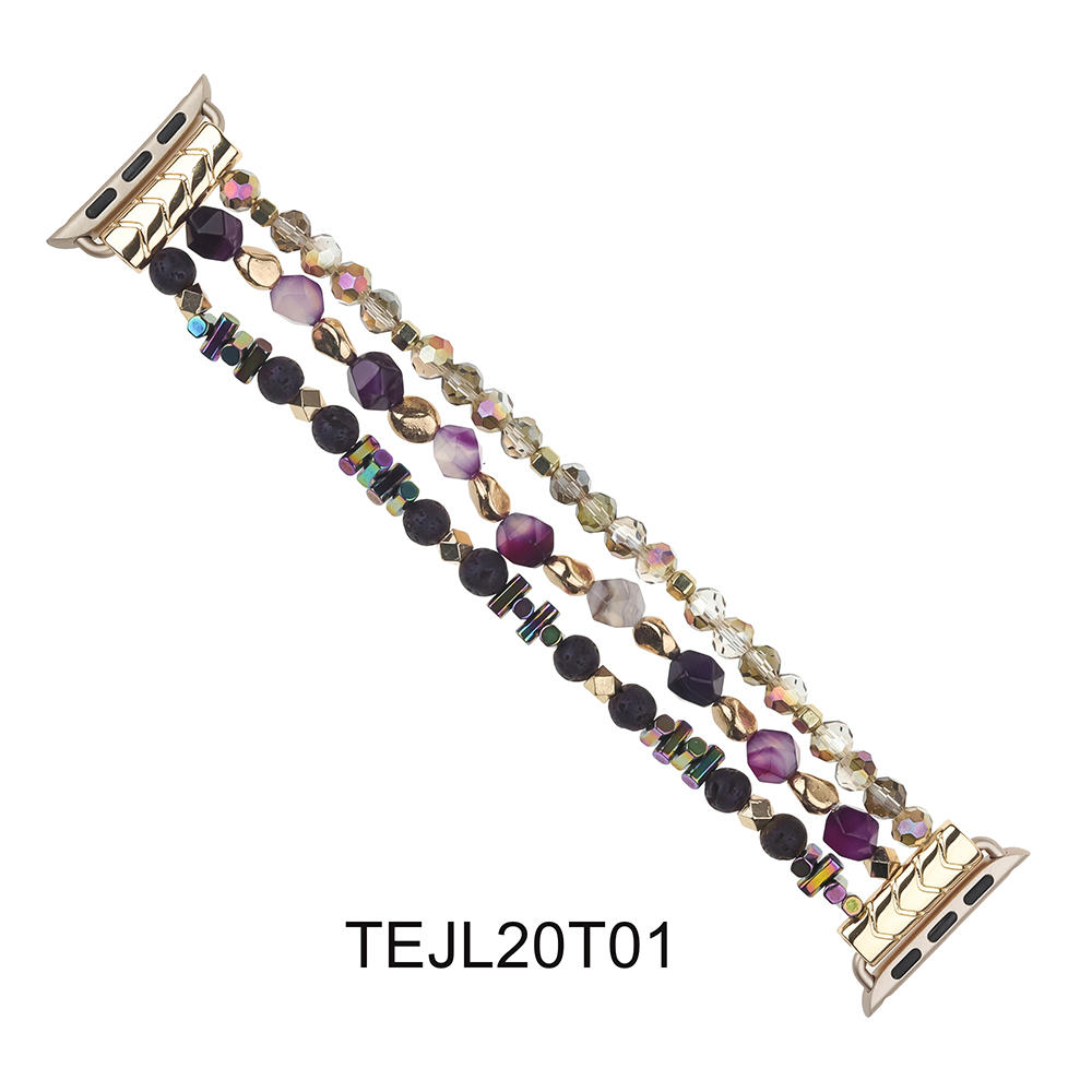New Trendy Natural Stone Crystal Style Watch bands Wholesale Jewelry Accessory