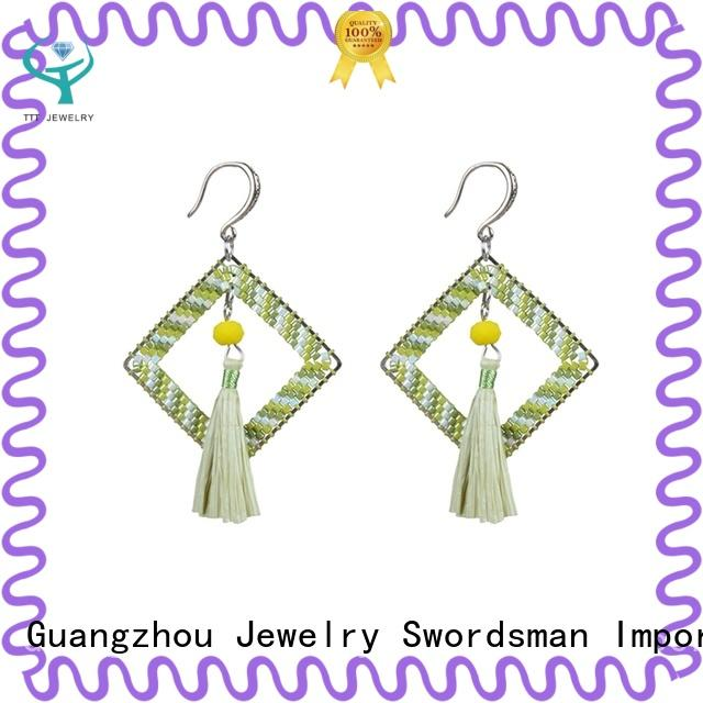 TTT Jewelry new sea glass earrings source now for dealer