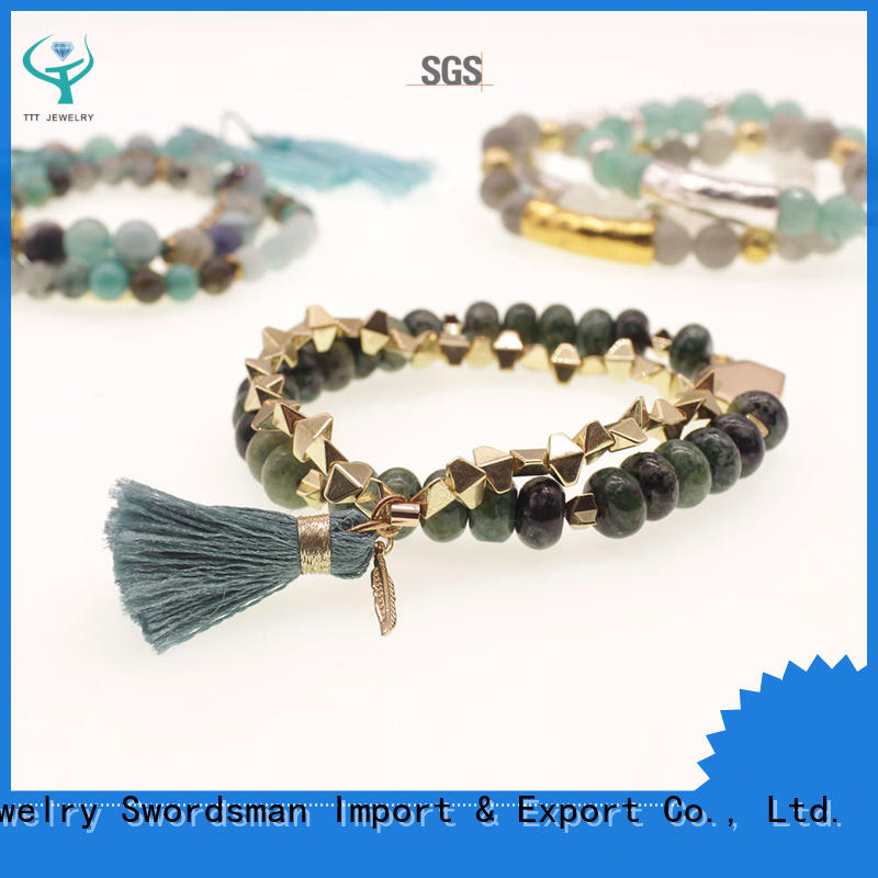 TTT Jewelry competitive price tos stone bracelet purchase online for trader