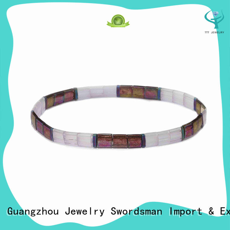 TTT Jewelry China enamel bracelet inquire now