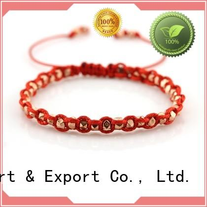 bracelet handmade stone leather beaded bracelets TTT Jewelry Brand