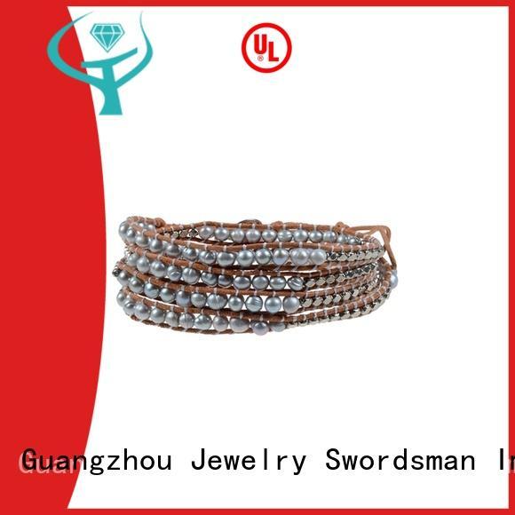 TTT Jewelry leather bracelet export worldwide for sale