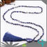 amethyst stone beads gemstone necklaces TTT Jewelry Brand company