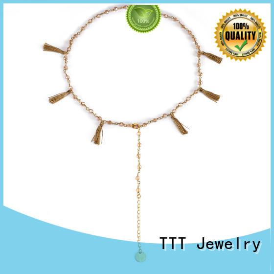 TTT Jewelry Brand custom