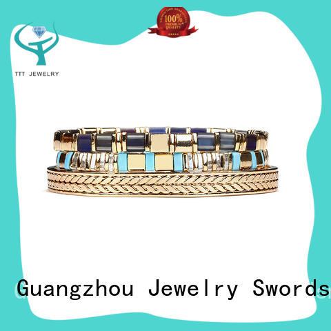 TTT Jewelry eco-friendly tila bracelet purchase online for party