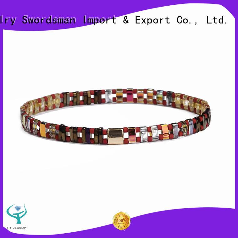 TTT Jewelry red bead bracelet wholesale for female