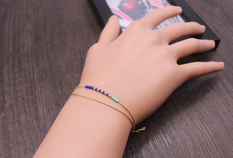 TTT Jewelry bead custom silicone bracelets source now for retailer-2