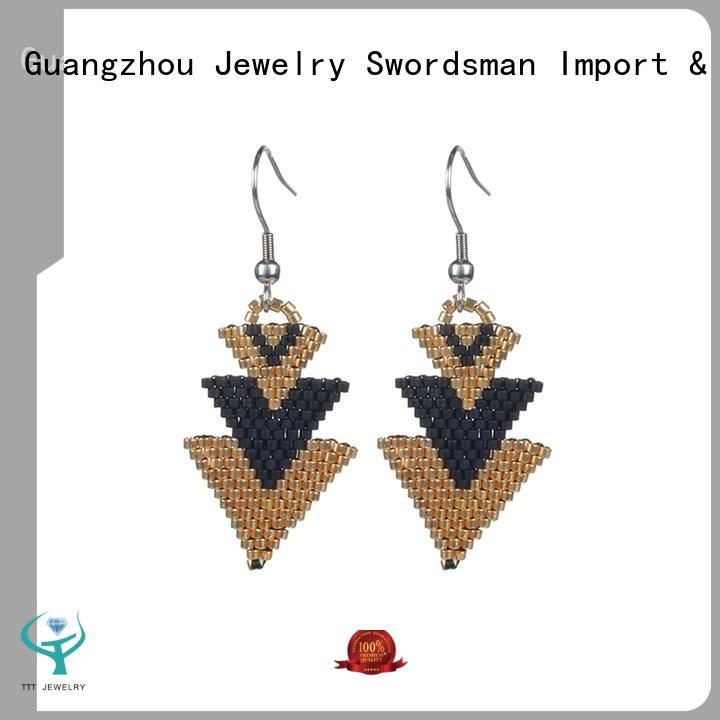 hot recommended earrings miyuki exporter for retailer