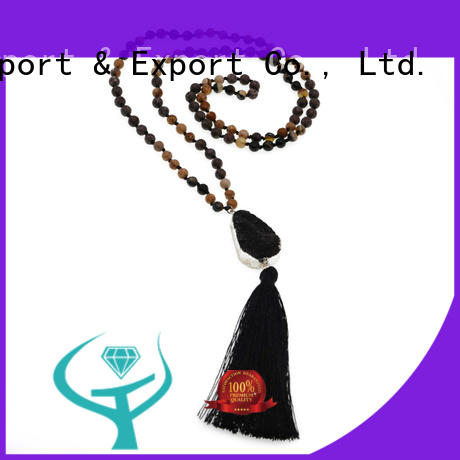 TTT Jewelry teawatermelon gemstone necklaces trader for sale