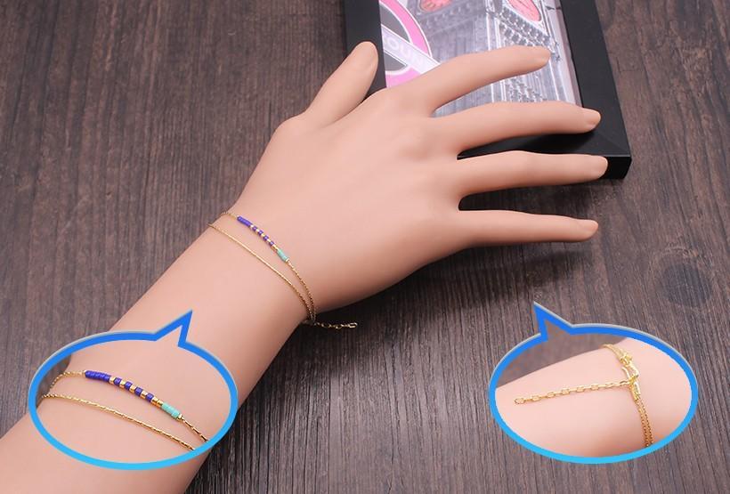 TTT Jewelry bead custom silicone bracelets source now for retailer-1