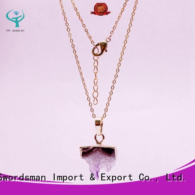 customized amethyst jewelry In stock more buying choices for various occasions