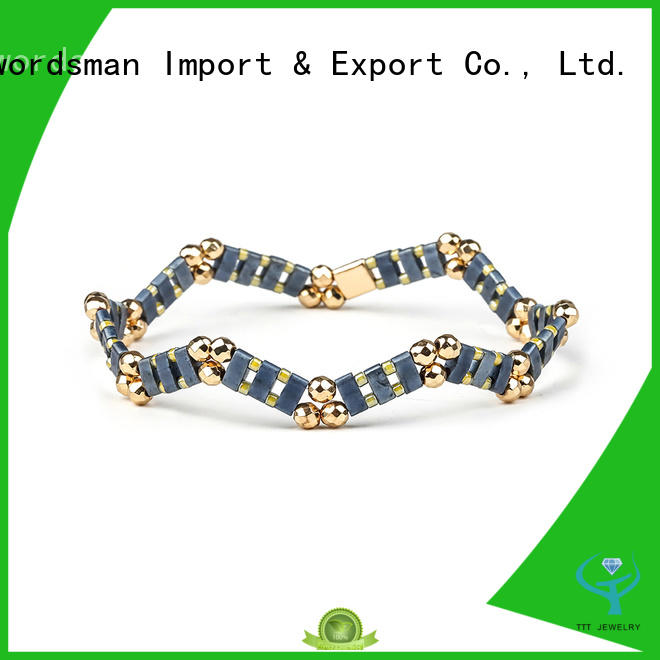 TTT Jewelry eco-friendly beading patterns with tila beads purchase online for gift