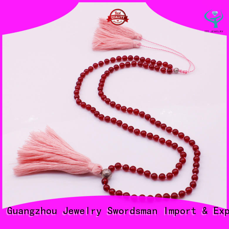 TTT Jewelry 5 star service rhinestone choker necklace factory for wholesale