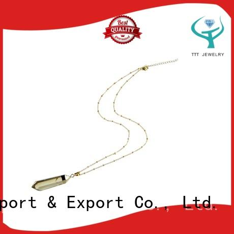TTT Jewelry highly recommend necklace factory for b2b