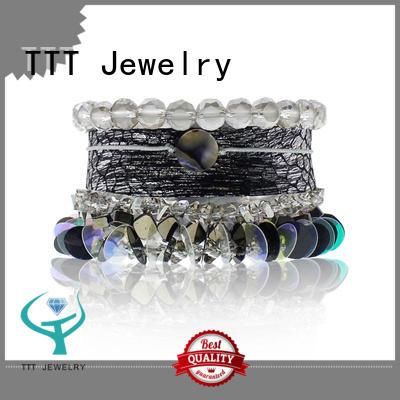 jewelry stone clasp gemstone bracelets TTT Jewelry Brand