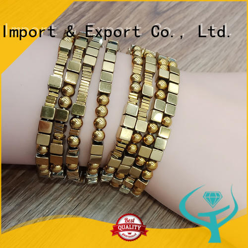 strict inspection BOHO Bracelet leather supplier for distribution