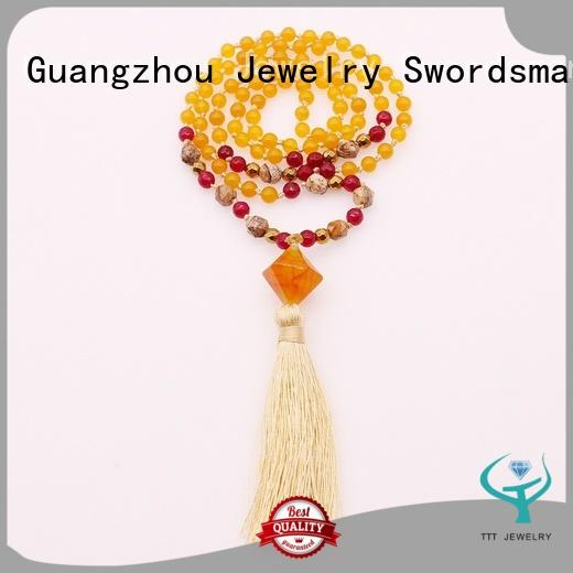 TTT Jewelry bracelet gemstone necklaces manufacturer for wholesale