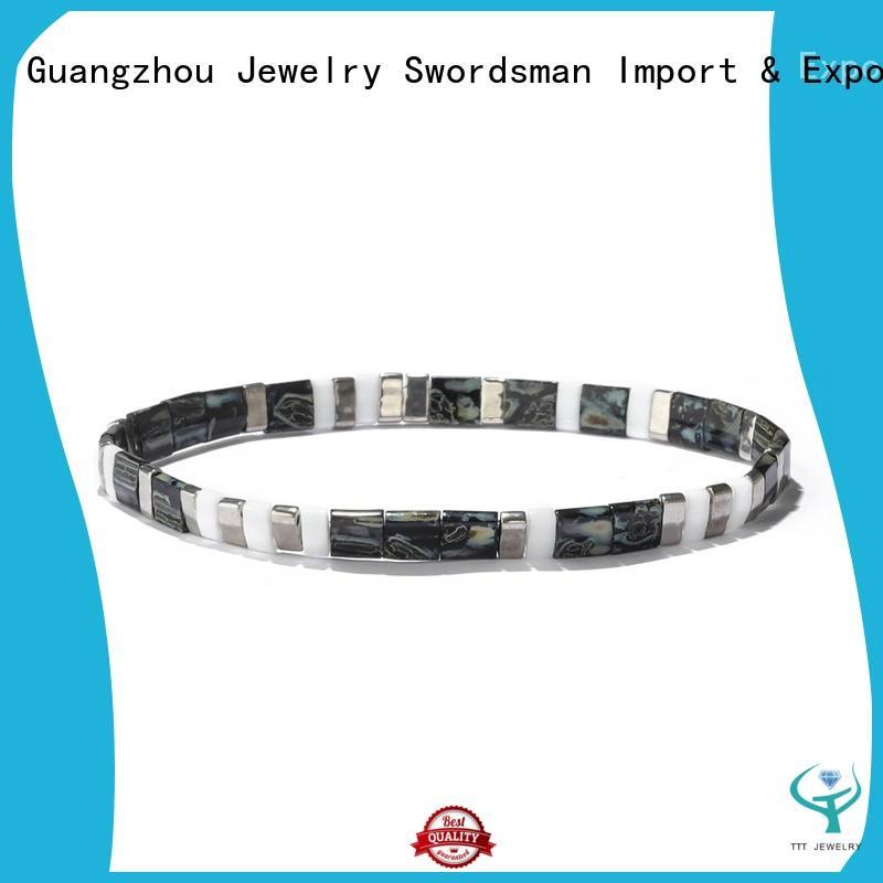 customized beaded bracelets awarded supplier for gift