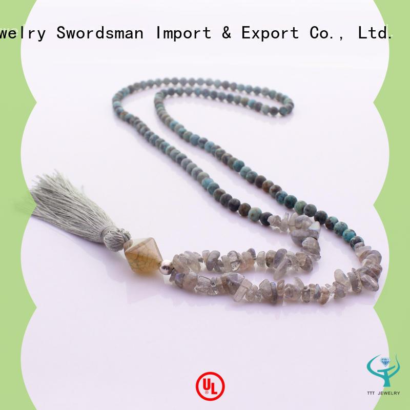 TTT Jewelry parts designer necklaces international market for party
