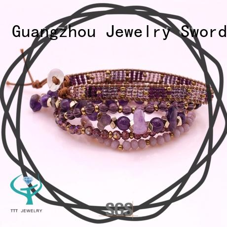 TTT Jewelry cost-efficient jade stone bracelet great deal for wholesale