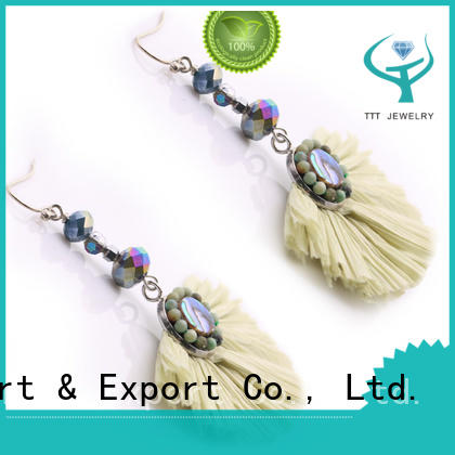 TTT Jewelry cheap handmade earrings quick transaction for party