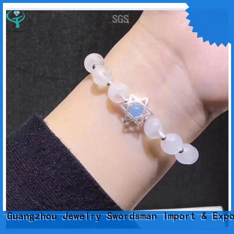 TTT Jewelry cost-efficient red stone bracelet great deal for wholesale