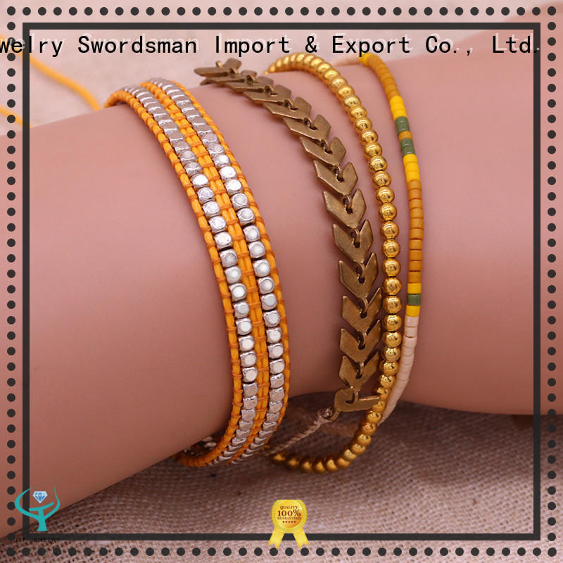 TTT Jewelry bangle bracelet miyuki exporter for retailer