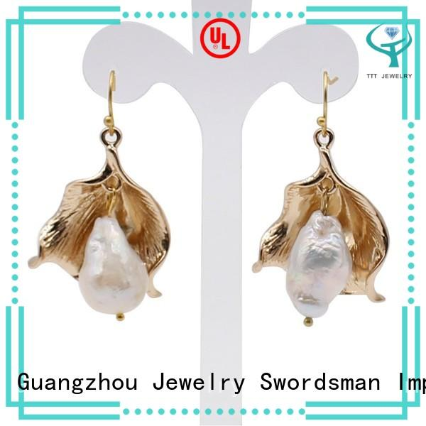 unbeatable price pearl earrings design earrings supplier for sale