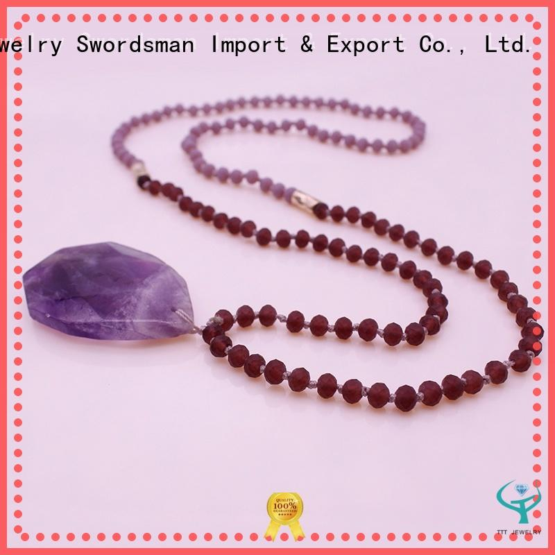 customized amethyst stone jewelry international market for various occasions