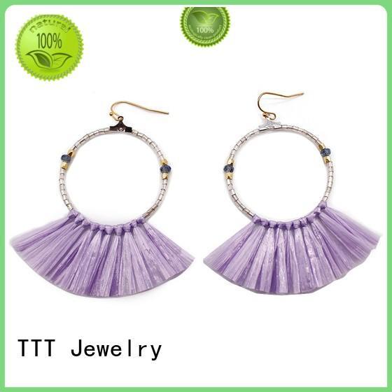 accessories gorgeous earrings hoop hoop earrings TTT Jewelry