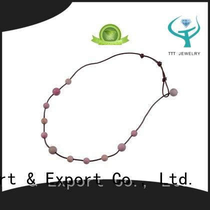 TTT Jewelry fresh necklace export worldwide for e-commerce