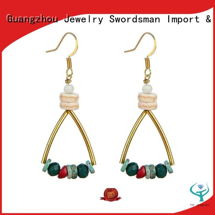 reliable wholesale crystal earrings crystal international market for wholesale