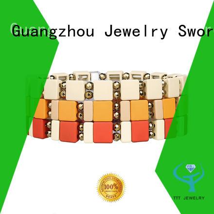 TTT Jewelry eco-friendly hermes enamel bracelet wholesale for reseller