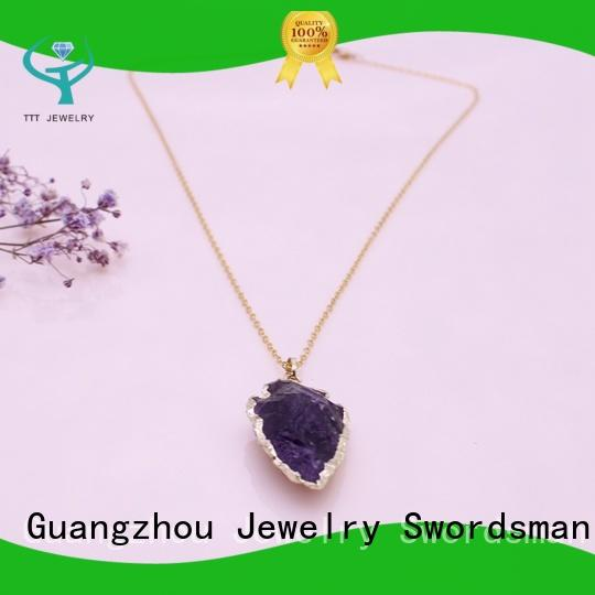 cotton amethyst stone jewelry international market for distribution TTT Jewelry