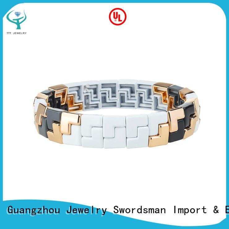 TTT Jewelry eco-friendly hermes enamel bracelet wholesale for small business