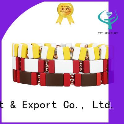 TTT Jewelry ttt enamel bracelet awarded supplier for gift
