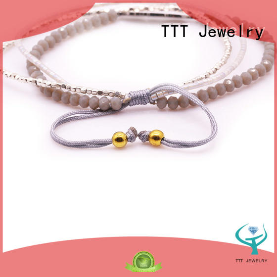 meditation mental handmade TTT Jewelry Brand wholesale bracelets supplier