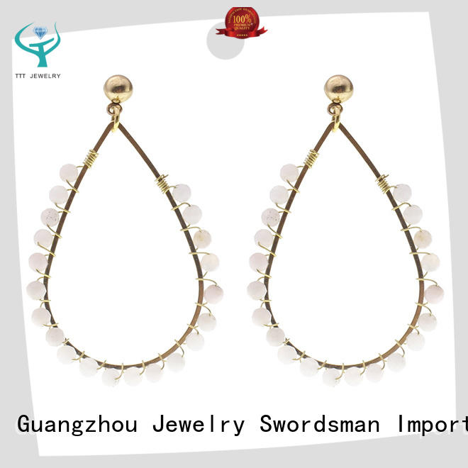 hot recommended full hoop earrings accessory trade partnerfor merchant